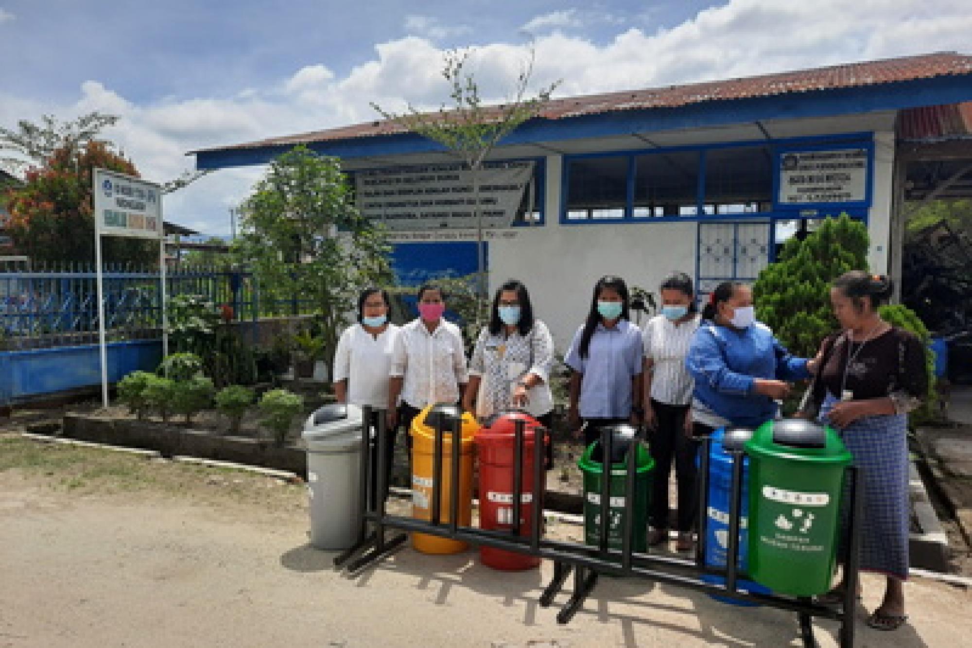 Dukung Pencapaian Target Pengurangan Sampah pada 2025, Lentera Anak Dukung Sekolah jadi Agent of Change Penanganan Sampah