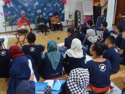 Pelatihan Pembaharu Muda