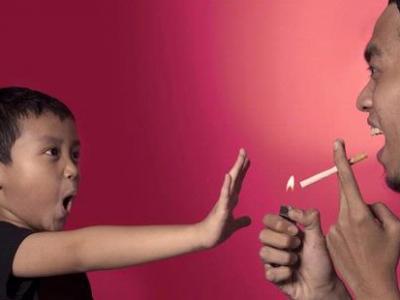 Monitoring Iklan Rokok Di Sekitar Sekolah