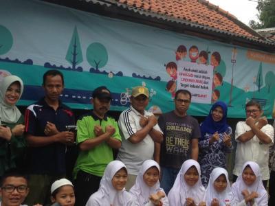 Tolak Jadi Target Industri Rokok 8 Sekolah di Bekasi dan Tangerang Selatan Kompak Turunkan Iklan Rokok dari Lingkungan Sekolah