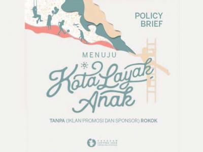 (Download Policy Brief) Menuju Kota Layak Ana...