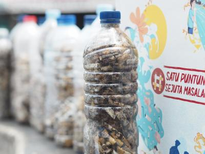Sambut Hari Lingkungan Hidup Sedunia & Hari Tanpa Tembakau Sedunia Lentera Anak-World Clean up Day Indonesia Serukan Selamatkan Lingkungan dari Bahaya Puntung Rokok