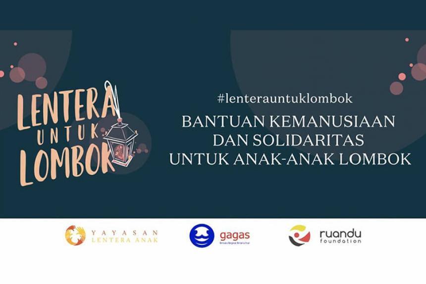Lentera Untuk Lombok